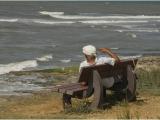022 Cahn Guylaine - Face à la mer