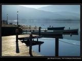 CASAUBON Jean-Michel - Expo 2017 - Papier 4 - Port de Talloires (Haute-Savoie)