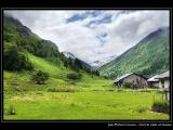 CASAUBON Jean-Michel - Expo 2018 - Papier 2 - Fond de vallée en Vanoise