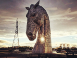 HERRMANN Sébastien - Expo 2018 - Projection 3 - Kelpies