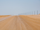 HOELLINGER Sabine - Expo 2018 - Projection 2 - Mirage (Désert du Namib)