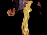 RONDIO Gilles - Expo 2018 - Projection 1 - Jouer avec le feu