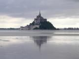 CAHN Guylaine - Expo 2017 - Projection 2 - Baie du Mont St Michel