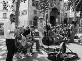 MARSALA Jean-Marc - Expo 2017 - Projection 3 - Musique de rue