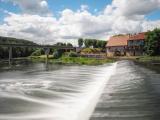 MUNSCH Claude - Expo 2017 - Papier 4 - Le moulin de Sarreinsming