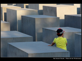 BORTOLUZZI Claude - Expo 2018 - Papier 4 - Mémorial de l'Holocauste (Berlin)