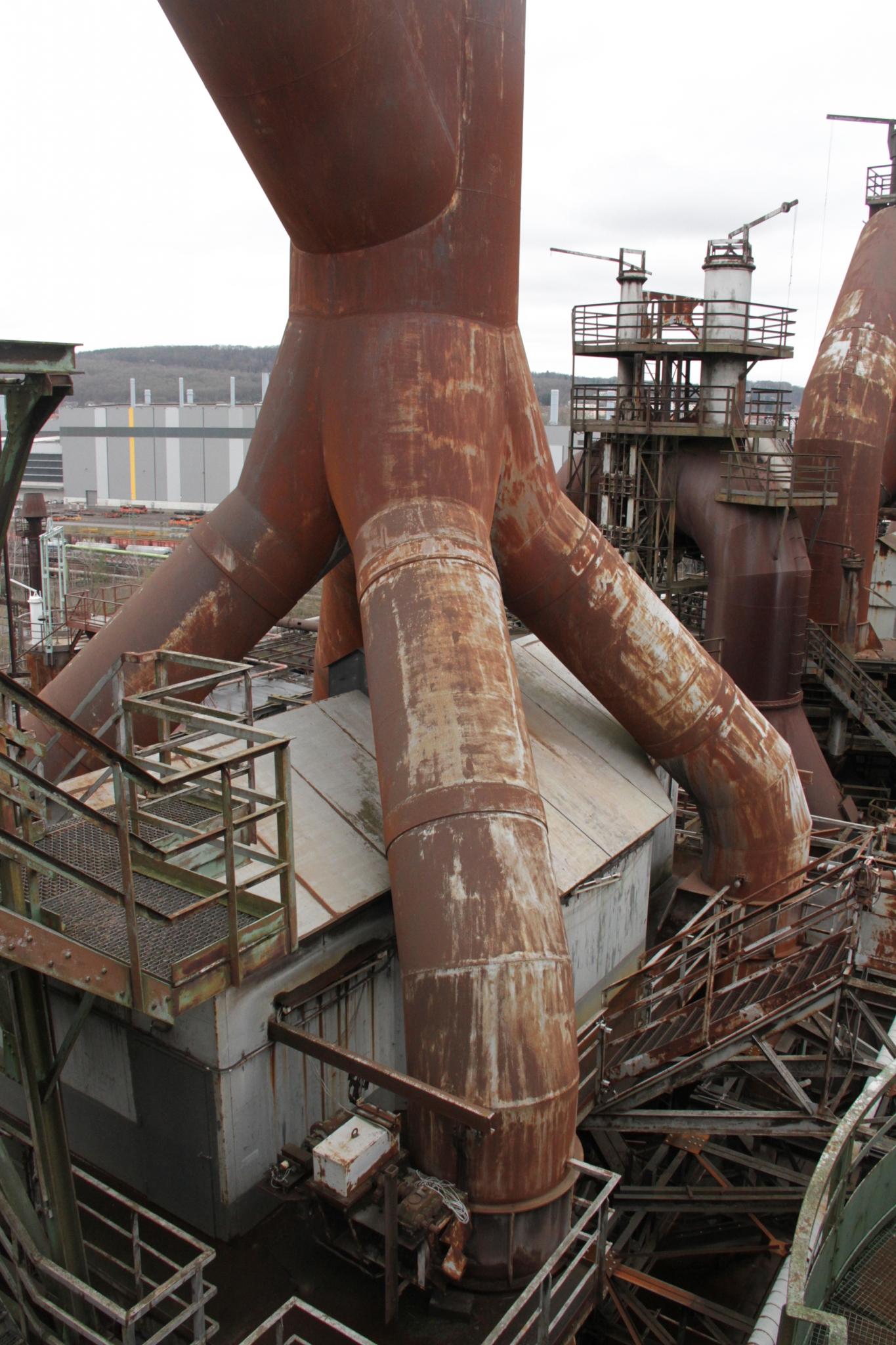 CAHN Guylaine - Expo 2018 - Projection 3 - La main-mise