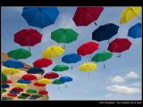 CAHN Guylaine - Expo 2018 - Papier 3 - Les couleurs de la pluie