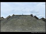 DELLINGER Aurélien - Expo 2018 - Papier 1 - Aux marches du palais