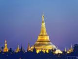 GROSS Étienne - Expo 2017 - Projection 2 - Rangoon (Birmanie)