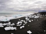 HOELLINGER Sabine - Expo 2017 - Papier 3 - Terminus pour les icebergs Jökulsárlón (Islande)