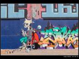 LUKAS Céline - Expo 2018 - Papier 2 - Art de rue