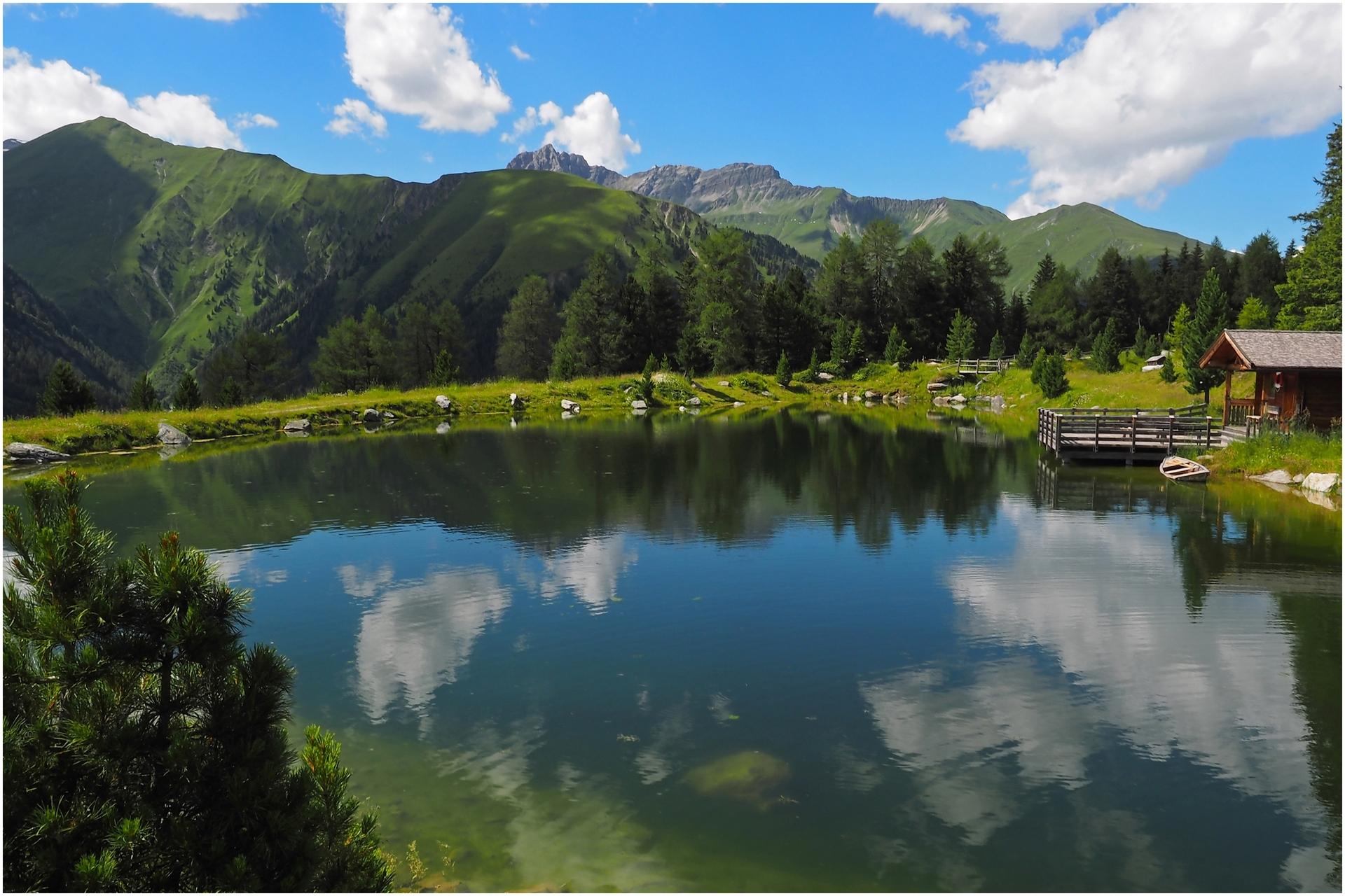071 Munsch Claude - Carte postale du Tyrol