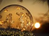 OTT Gilbert - Expo 2017 - Papier 2 - Le soleil joue avec la bulle