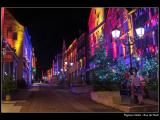 PAGNEUX Gilles - Expo 2018 - Papier 5 - Rue de Noël
