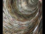 REIMERINGER Thierry - Expo 2018 - Papier 5 - Objectif livres
