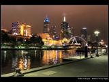 SADLER François - Expo 2018 - Papier 3 - Melbourne by night