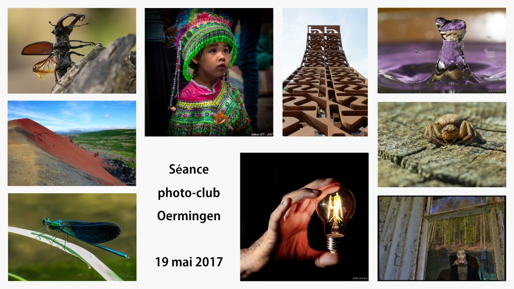 Séance photo-club Oermingen - 19 mai 2017